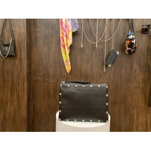 Chrome hearts CH official website cross square nail clutch