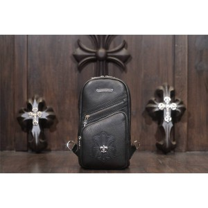 Chrome hearts CH new men's bag Scout flower chest bag Messenger bag