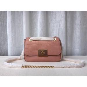 Coat handbag crocodile pattern Large Cassidy chain bag 38081