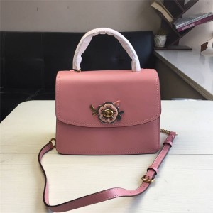 Coach new tea rose gems PARKER top handle handbag 52665