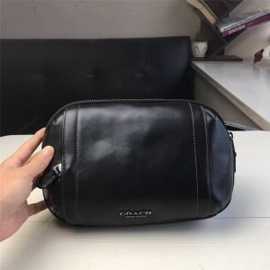 Coach men's bag new Graham Utility leather Fanny pocket chest bag 37594
