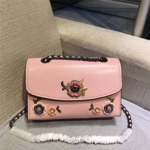 COACH handbags new all over the tea rose gems PARKER shoulder bag 52611