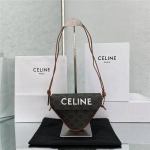 celine official website new logo printing triangle handbag 195902