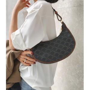 celine new medieval series PVC underarm bag shoulder bag