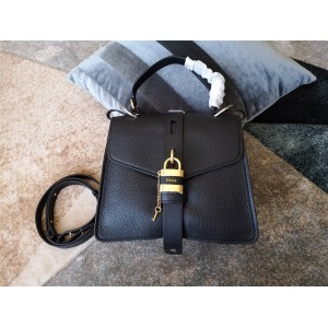 chloe official website new Aby Kelly wind lock bag shoulder bag