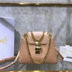 chloe new calf leather Annie leather mini chain shoulder bag