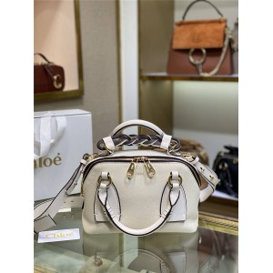 chloe official website new Daria handbag Boston pillow bag