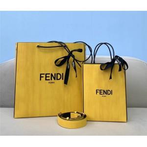 FENDI PACK Small/Medium Shopping Bag 8BH382/8BH383