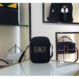 fendi men's bag canvas small messenger bag 7VA456