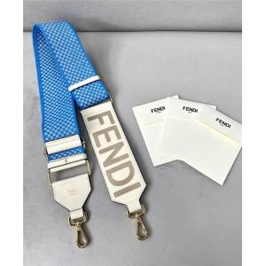 fendi handbag STRAP YOU Vichy ribbon shoulder strap 8AV156