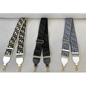 fendi FF pattern STRAP YOU handbag shoulder strap 8AV134