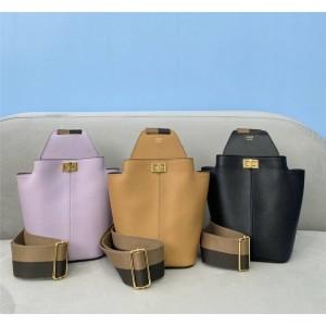 FENDI New Guitar Bag Leather Mini Handbag 8BZ047