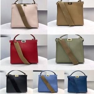 fendi PEEKABOO X-LITE medium handbag 8BN310