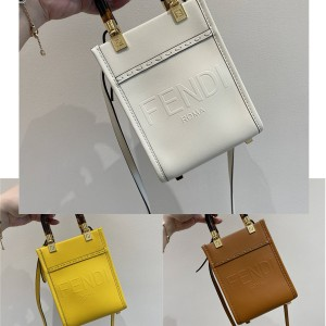fendi Sunshine mini portable messenger bag 8BS051