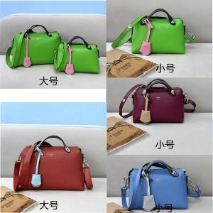 FENDI BY THE WAY Boston bag 8BL145/8BL124