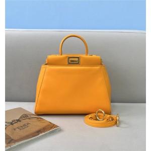 FENDI PEEKABOO ICONIC Mini Kitty Bag 8BN244