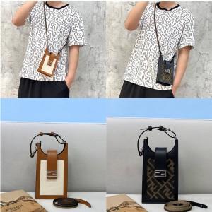 fendi Baguette flat smartphone bag 7AR944