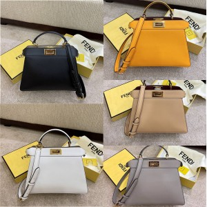 FENDI PEEKABOO ISEEU Small Handbag 8BN327