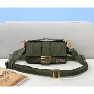 FENDI X PORTER joint men's BAGUETTE nylon handbag 7VA474