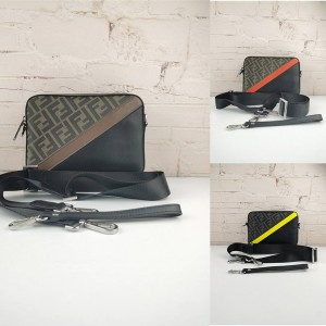 fendi men's camera case messenger bag 7m0286