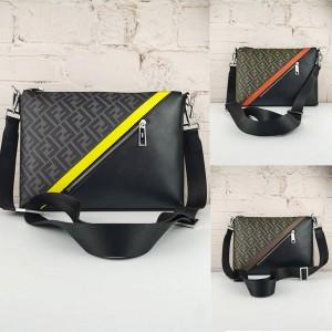 fendi FF pattern presbyopia messenger bag crossbody bag 7VA470