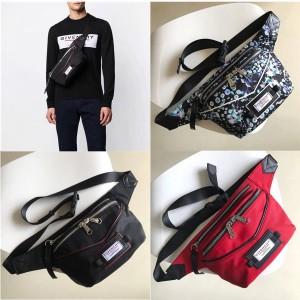 Givenchy New Men's Nylon Downtown Waist Bag Chest Bag