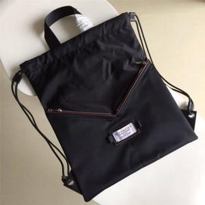 Givenchy Men's Nylon Downtown Drawstring Backpack