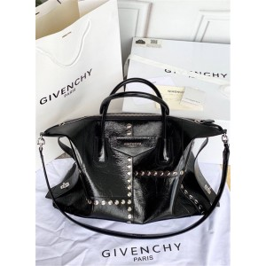 Givenchy women's bag rivet Antigona Soft soft handbag