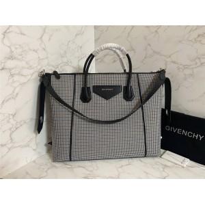 Givenchy canvas and leather Antigona Soft bag