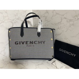 Givenchy new medium BOND canvas shopping bag