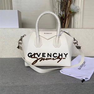 Givenchy official website letter LOGO Antigona handbag