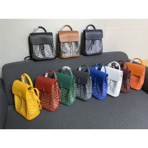 Goyard official website new ladies backpack Alpin Mini school bag