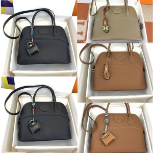 hermes official website large Bolide TOGO 31 handbag