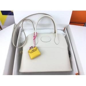 hermes large Bolide Epsom 31 handbag bowling bag