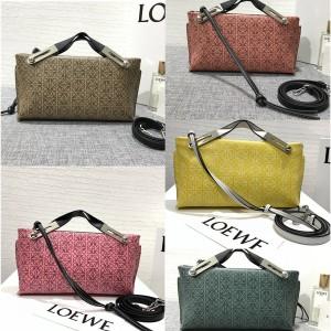 loewe new printed Missy Repeat small handbag shoulder bag