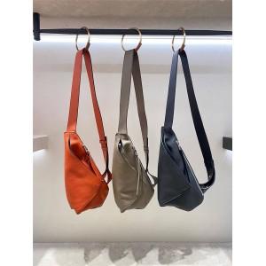 Loewe new grain leather Anton sling series chest bag