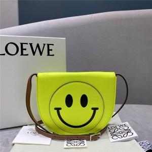 LOEWE joint Smiley®️ Heel handbag smiley face bag