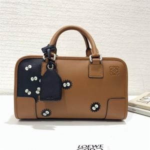"LOEWE Special ""Amazona Elf"" Series Handbag Pillow Bag"