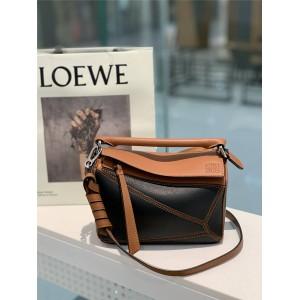 LOEWE women's bag new geometric MINI Puzzle handbag