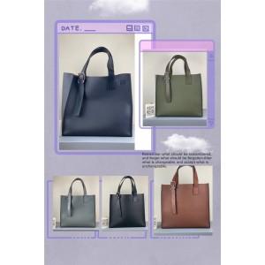 loewe new Buckle Tote handbag shopping bag