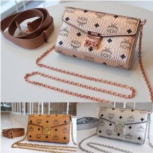 mcm multifunctional Patricia belt bag diagonal shoulder bag