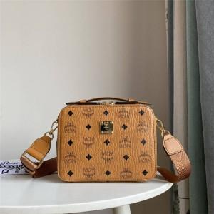 mcm KLASSIK VISETOS small portable messenger bag