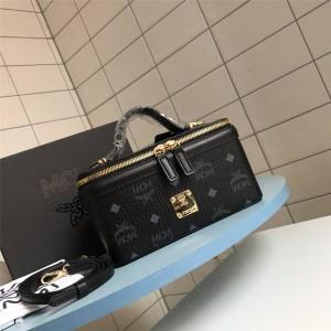 mcm Visetos Original Rockstar Cosmetic Bag Box Bag