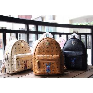 mcm classic VISETOS STARK rabbit small backpack