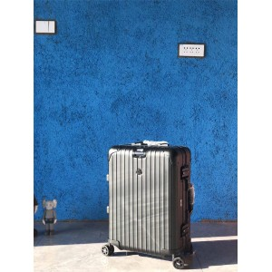 RIMOWA x Monica joint limited travel suitcase trolley suitcase