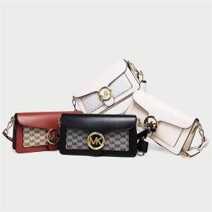Michael Kors mk official website new single-shoulder Bacchus bag