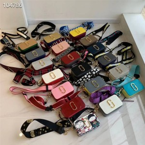 Marc Jacobs MJ handbag new Snapshot Small camera bag