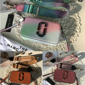 Marc Jacobs/MJ Rainbow New Color Snapshot Camera Bag