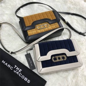 Marc Jacobs/MJ new colorblock THE J Link handbag