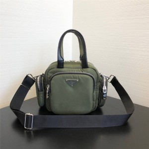 Prada Bag Women Nylon Cargo Small Handbag 1BB061